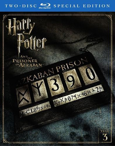 Harry Potter and the Prisoner of Azkaban [Blu-ray] [2 Discs] [2004]