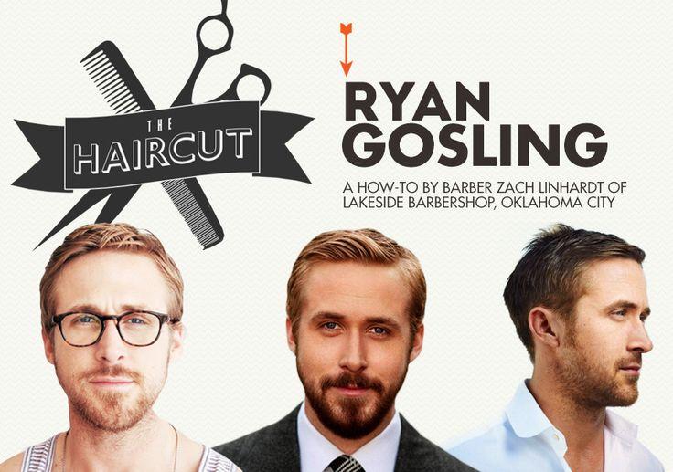 Ryan Gosling Haircut (or a classic haircut in general)