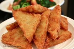McDonald's Potato Hash Brown copycat (Bilingual Eng-Indonesia)