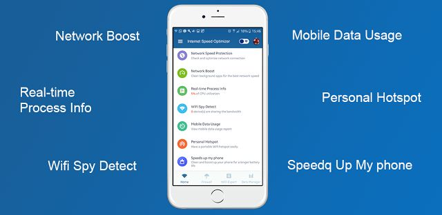 The #1 Android App : Check Internet Speed Optimizer http://ift.tt/2jjiwpc