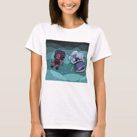 Steven Universe - Ruby and Sapphire T-Shirt - click to get yours right now!