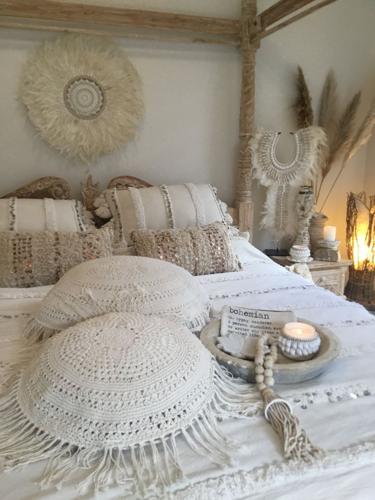 Boho Curtains Bedroom