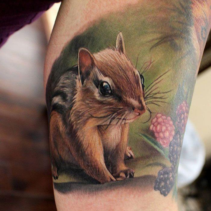 By Sarah Miller  - tattoo artist