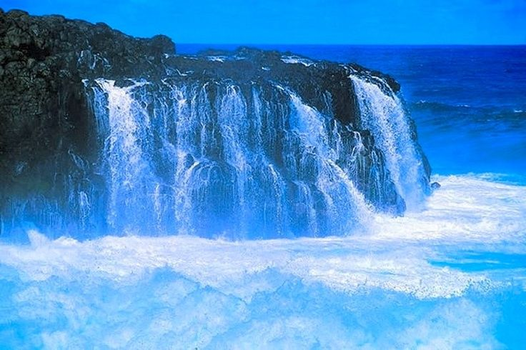 Top 10 Most Incredible Waterfalls in the World The Crying Rock, Mauritius