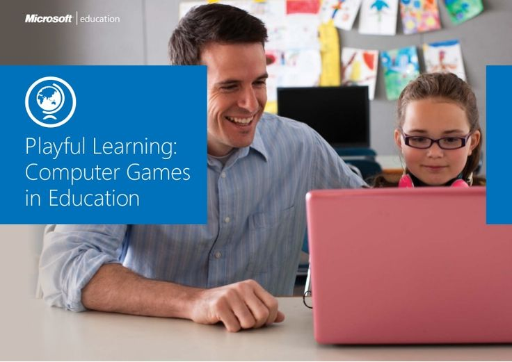 Playful Learning: Computer Games in Education #programming #edtech #computergames