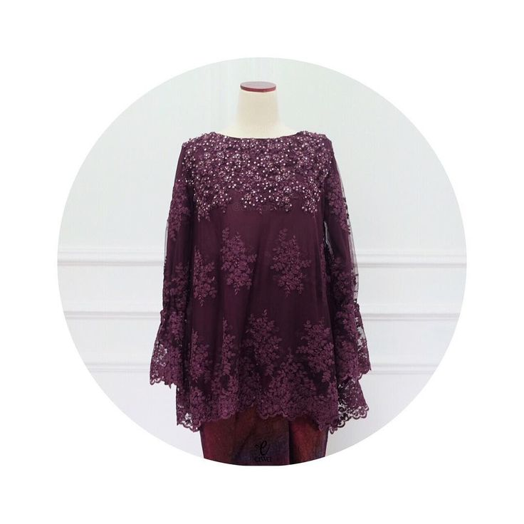 ⛔️⛔️⛔️⛔️⛔️⛔️⛔️⛔️⛔️⛔️ TOP0662 (Sangria) Bust 96cm Length 65cm Elastic Sleeve 45 to 50cm with Lining --- For more details and price please contact us :) WA : +6289687171323 Line : @eiwaonline Website : www.eiwaonline.com ---- *Colors may appear slightly different due to lighting during photoshoot, pc/smartphone picture resolution, or individual monitor setting.