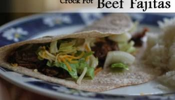 100 Days of No Processed Meals - Crockpot Style