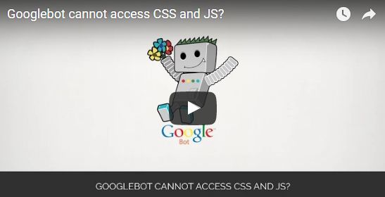 Googlebot can't access CSS and JS files on Joomla site? Do one simple trick and solve the problem! https://www.joomla-monster.com/documentation/troubleshooting/googlebot-cant-access-css-and-js-files-on-joomla-site #googlebot #CSS #JS