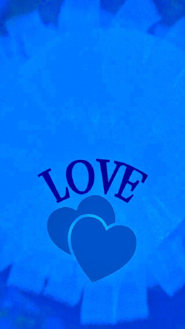 Pin By Pakapika On Love Love Wallpaper Bullet Journal Books Lettering Blue wallpaper of love