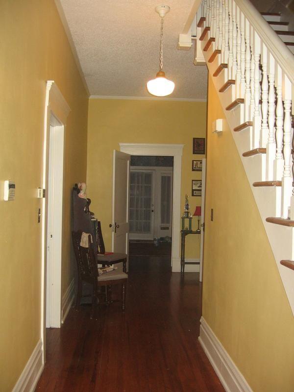 Concord ivory benjamin moore living room dining room - Ivory painted living room furniture ...