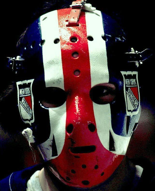 John Davidson New York Rangers (1976-83)