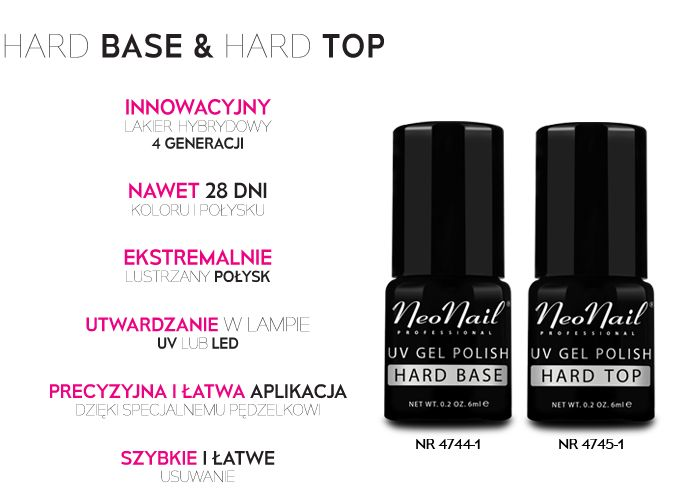 HARD BASE & HARD TOP