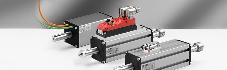 Green Drive Hygienic, Integrated and standard tubular linear motors