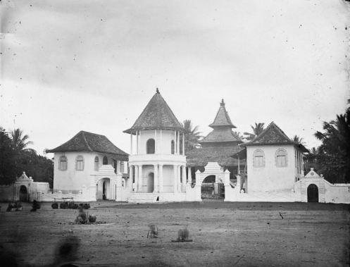 Moskee Indonesië, Masjid Indonesia, 1900-1940