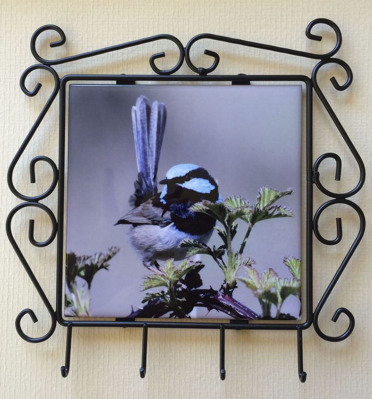 Love Photography, use your own beautiful images and create decorative pieces for your home, like this key ring hanger.