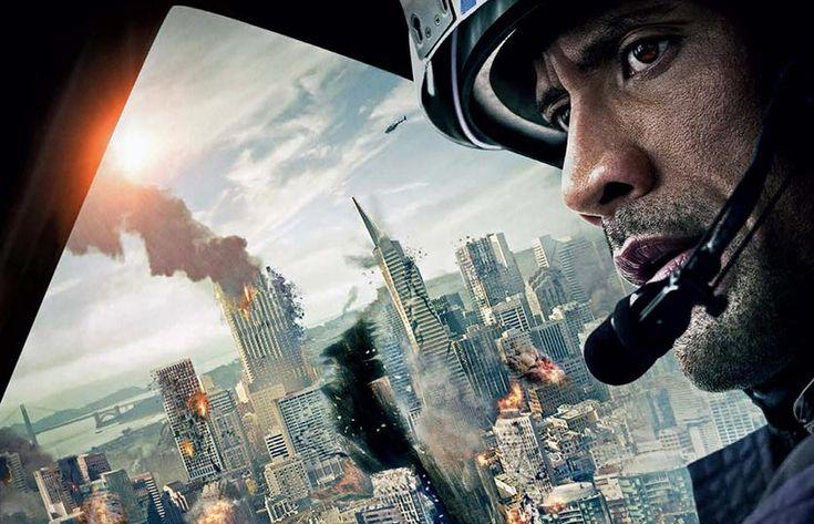 San Andreas 2 va voir le jour avec Dwayne Johnson