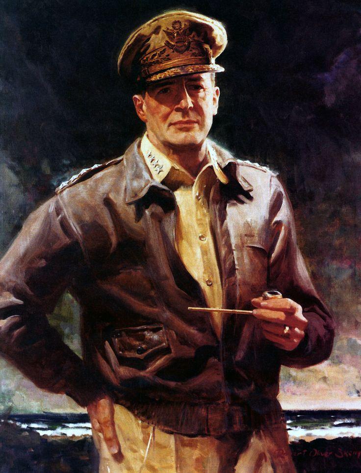 Général Douglas MacArthur