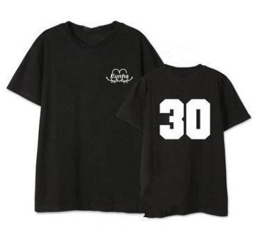 GFRIEND Korean Girl Group Eunha 30 Jung Eun Bi Fashion Simple Design T-shirt  #GFRIEND #Korean #Girl #Group #Eunha #30 #Jung #Eun #Bi #Fashion #Simple #Design #Tshirt #Kidolstuff