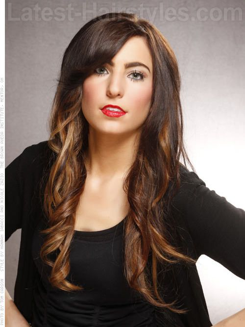 Ombre Hair For Pale Skin Long Shiny Style The 30