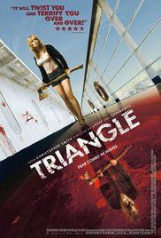 Triangle Season 2 Episode 10. The story revolves around the passengers of a yachting trip in the Atlantic Ocean who, when struck by mysterious weather conditions, jump to another ship only to experience greater havoc on the open seas.