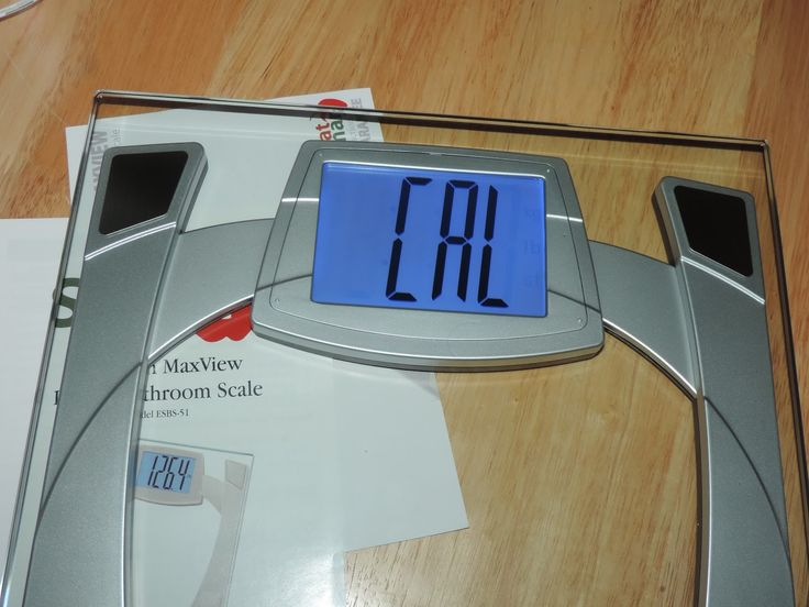 94 best precision maxview digital bathroom scale images on - How to calibrate a bathroom scale ...