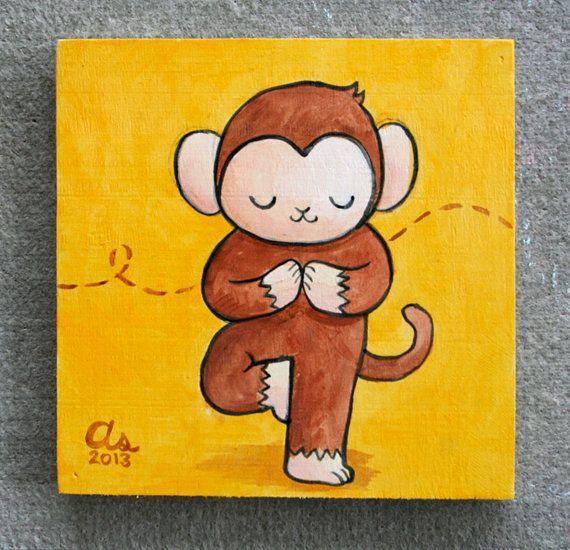 Yoga Monkey