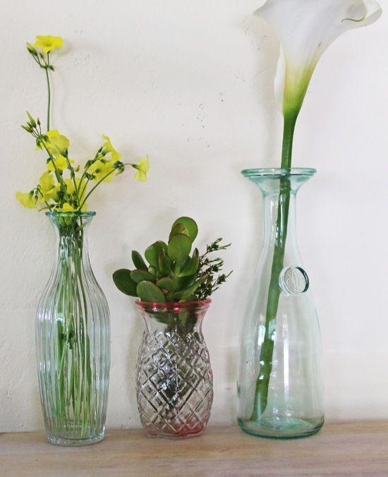 DIY tinted glassware
