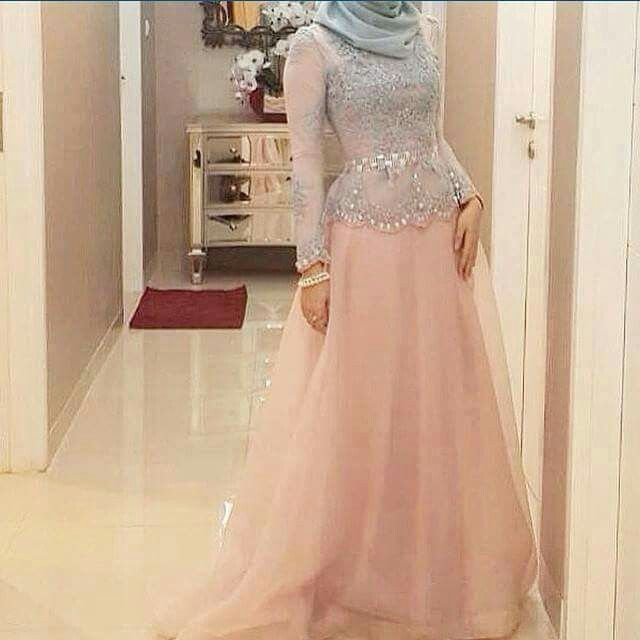 Hijab fashion for Formal Activity
