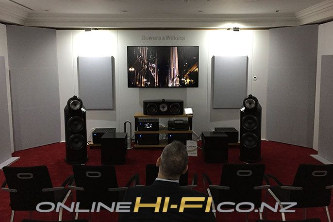 All presentations of the new DB Series Subwoofers were well received at Sound & Vision - The Bristol Show #800series #newDBSeries #AudioExcellence