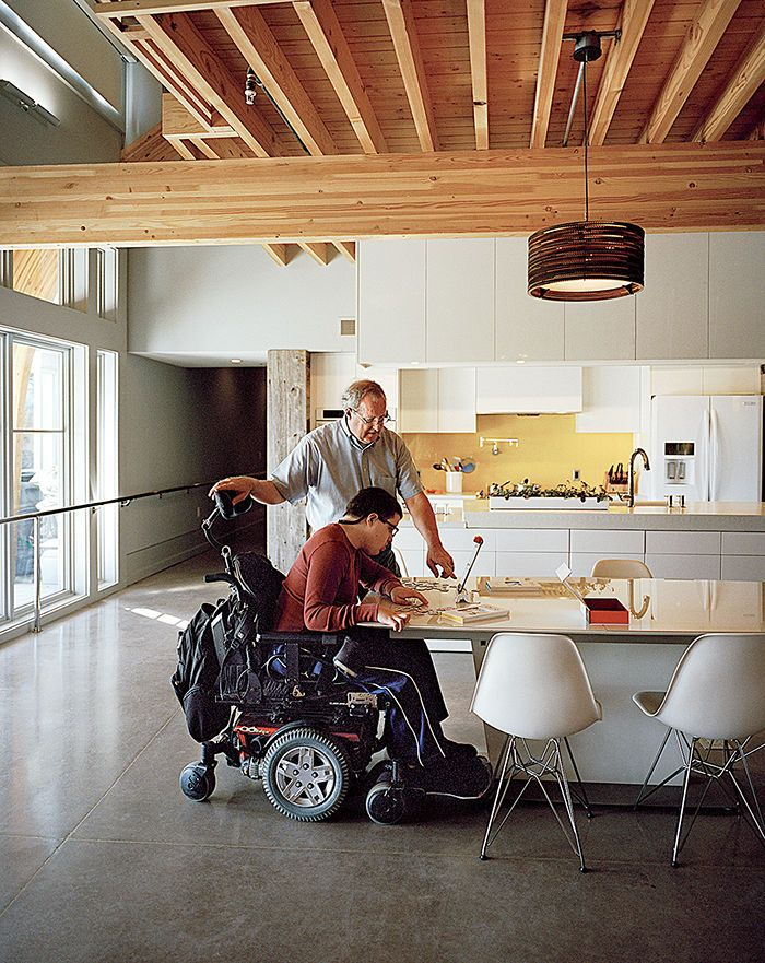 17 best images about wheelchair showers on pinterest for Wheelchair homes