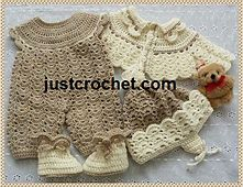 Ravelry: Baby Crochet Pattern JC116NB pattern by Justcrochet Designs