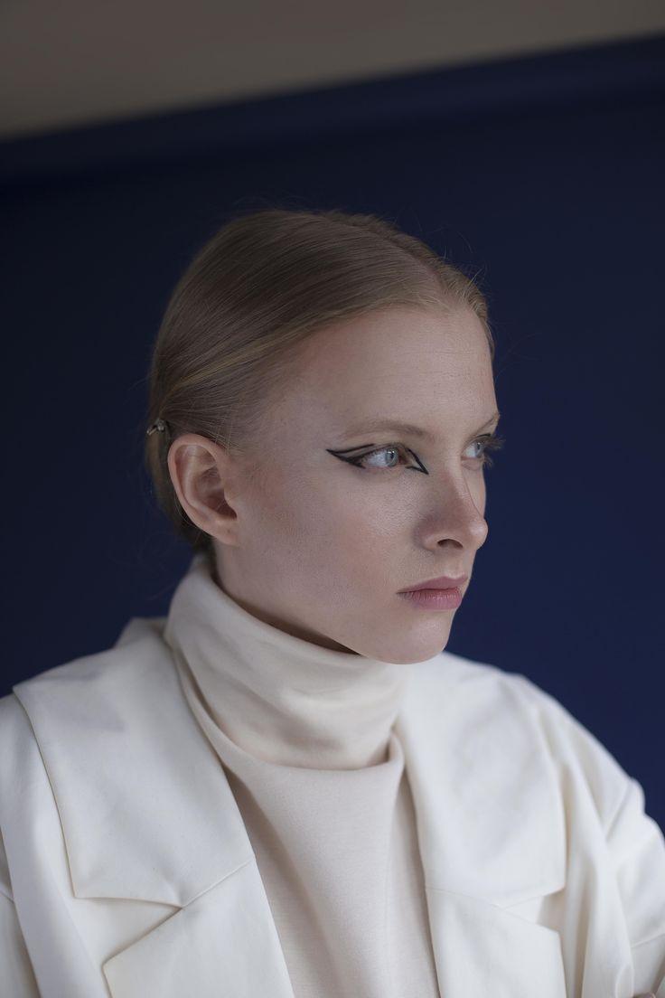 #project #designer #fashion #womenswear #model #style #brand #design #look #women #cotton #jacket #totallook