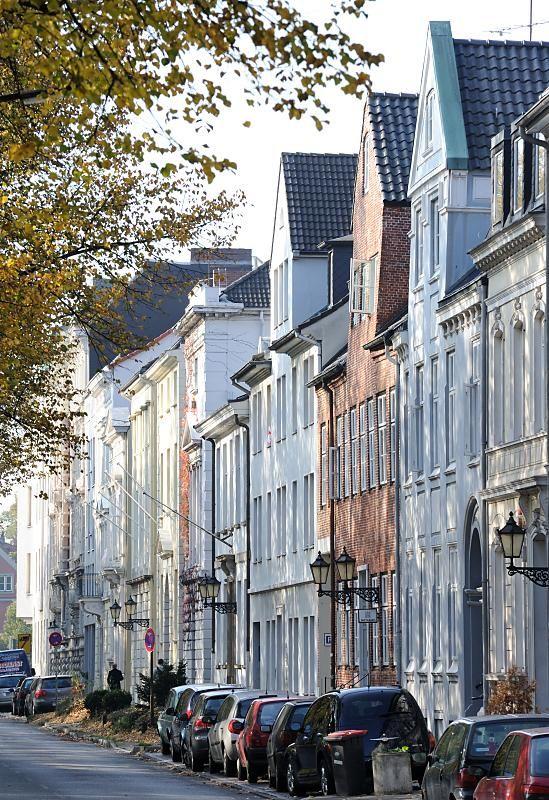 9936_9553 Wohngebäude historischer Architektur in der Pallmaille. | Palmaille - Fotos historischer Architektur in Hamburg Altona.