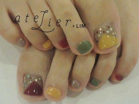foot nail