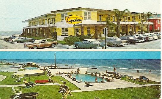 Motel, 1201 S Atlantic Ave, Hwy A1A DAYTONA BEACH