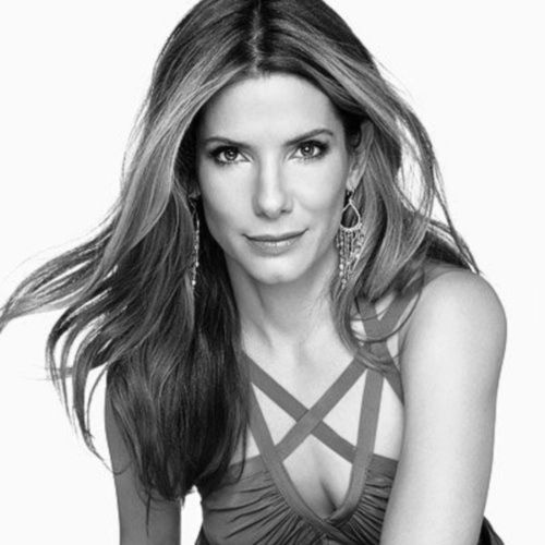 Sandra Bullock- one of my favorite actresses of all time- truly talented woman. And very funny