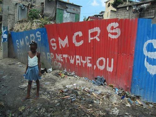 El centro de Puerto Príncipe, la capital, fue el lugar más afectado por el terremoto y aún hoy es de las zonas donde má spobreza se ve.