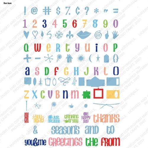 17 best images about don juan cricut cartridge on for Cricut craft room fonts