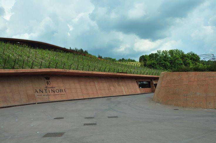 Antinori entrance