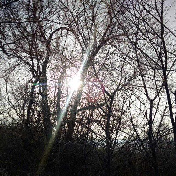My Photo: Saratov city, Sokolovaya Gora / Falcon Hill. 10 February, 10:25 AM.
