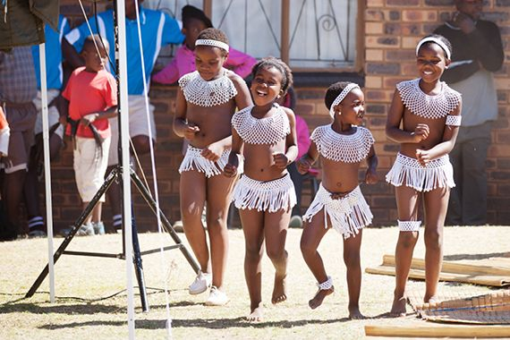 ndebele family | Bride & Prejudice | Express some memorable experiences you had during ...