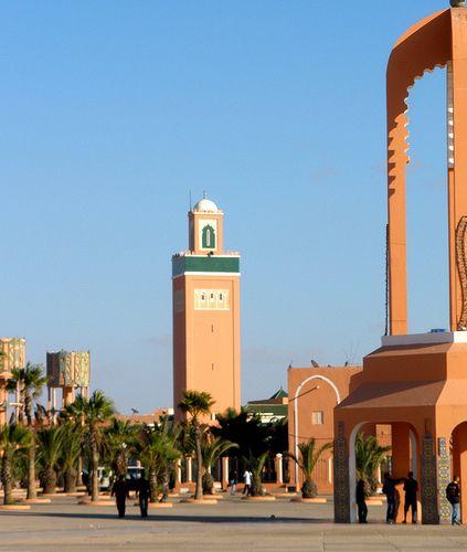 Great Mosque of El Aaiún, Western Sahara