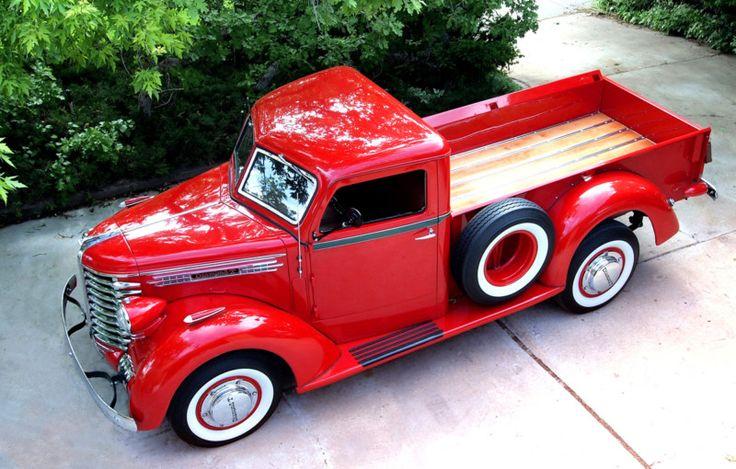 '49 Diamond T 201 Pickup | eBay Motors