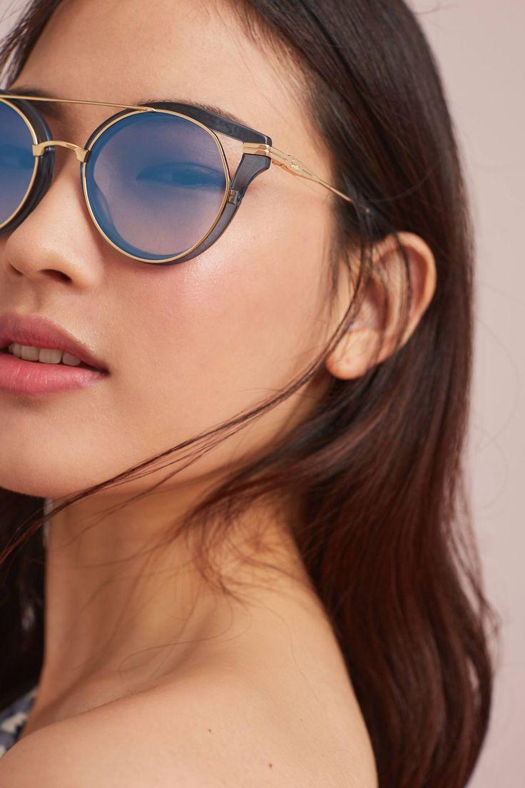Slide View: 2: Sonix Preston June Sunglasses