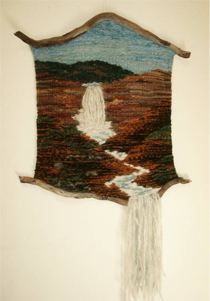 Wood 'n I Weavings : Thalia Truesdell