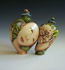 Arty Girl: Kurt Weiser at ASU Ceramics Research Center - Phoenix - Music - Up on the Sun