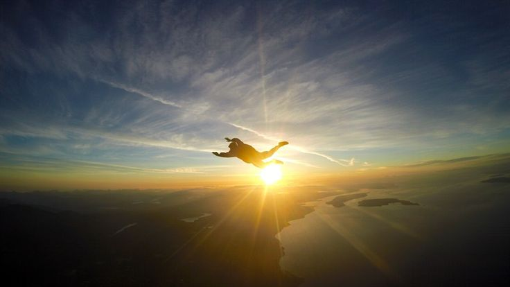 Skydiving with SkyDive Vancouver Island at Qualicum Beach Airport on Vancouver Island. (via Jason Foley, 2015 myPQB Story Contest) #ExploreCanada #exploreBC #exploreVancouverIsland #myPQB