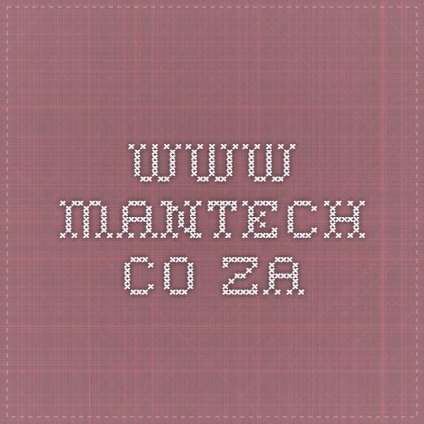 www.mantech.co.za