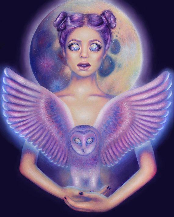 Картина маслом на холсте картина оригинал девушка и от umantsiva