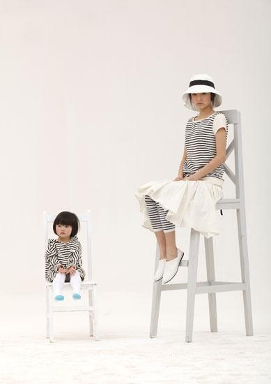 .: Little Girls, Idea, Bebe, 2Dayslook Fashion, Baby, Fashion Stripes, Girly Girls, Fashionstripes 2Dayslook